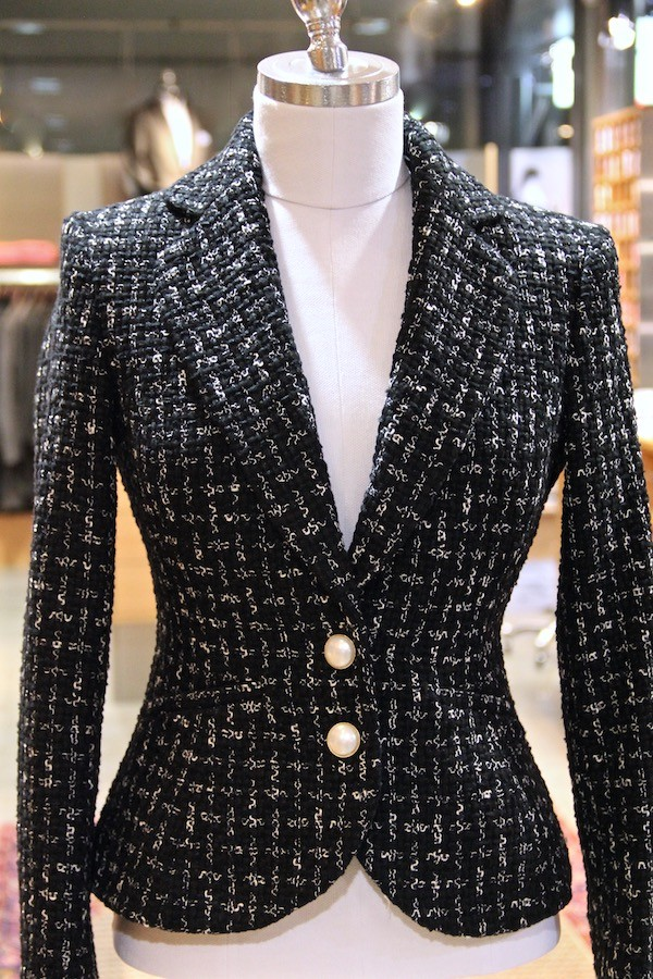 Damenmaßkonfektion Blazer Chanel