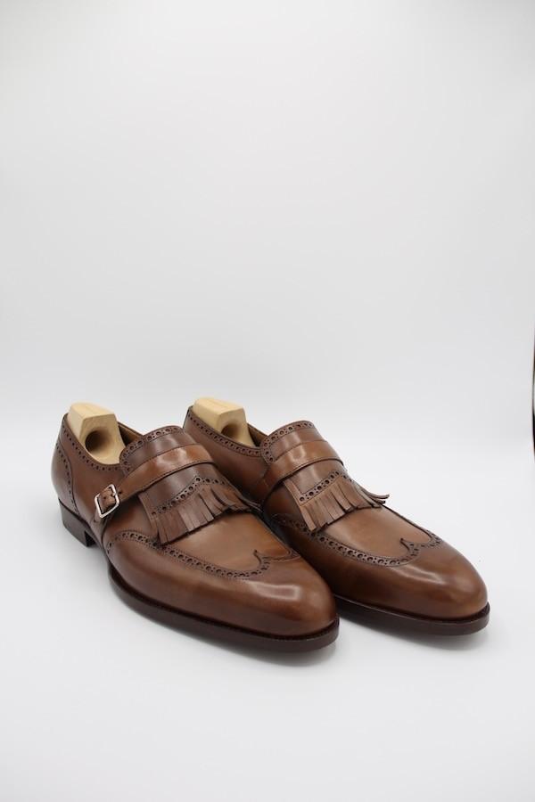Saint Crispin's Loafer braun
