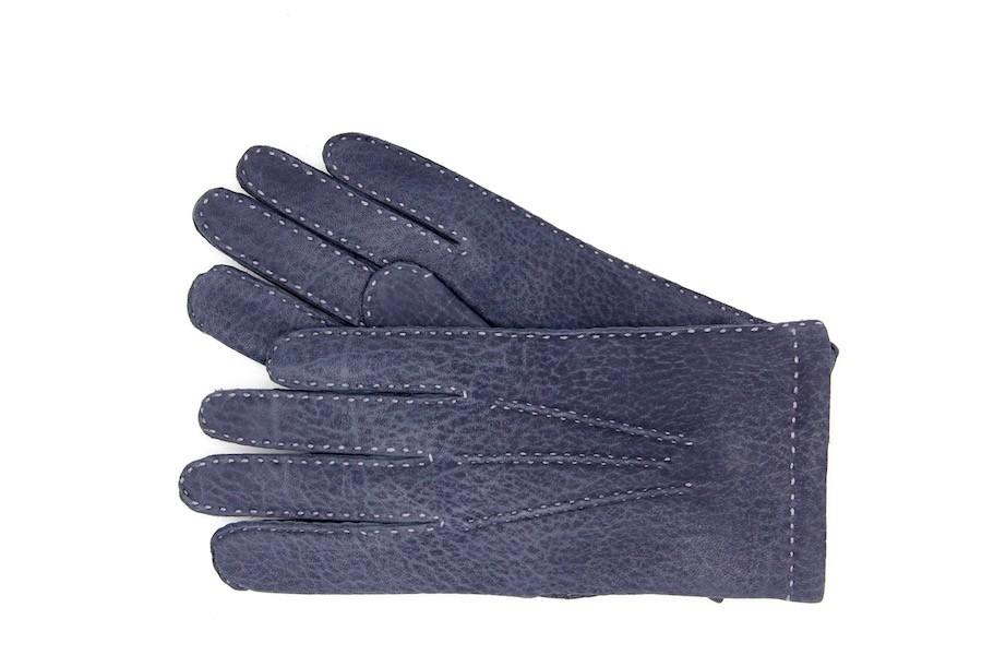 Handschuhe dunkelblau