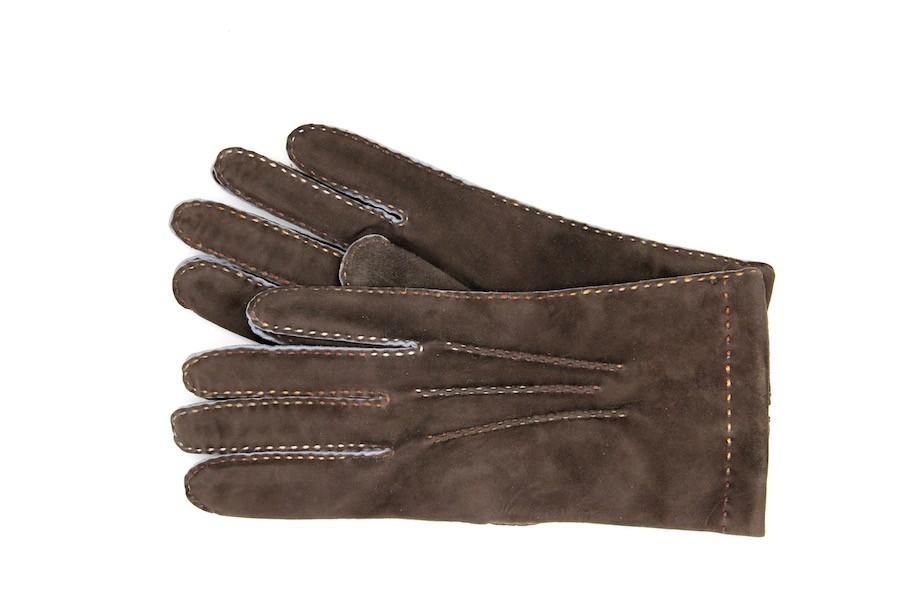 Handschuhe dunkelbraun