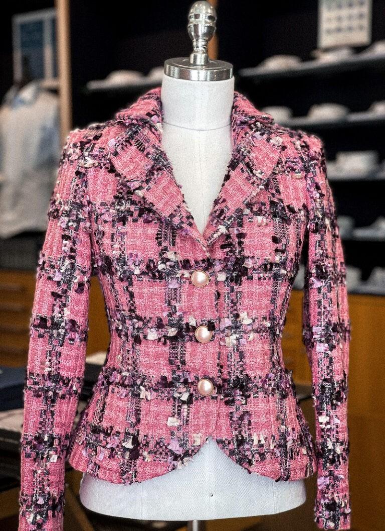Damen Blazer pink