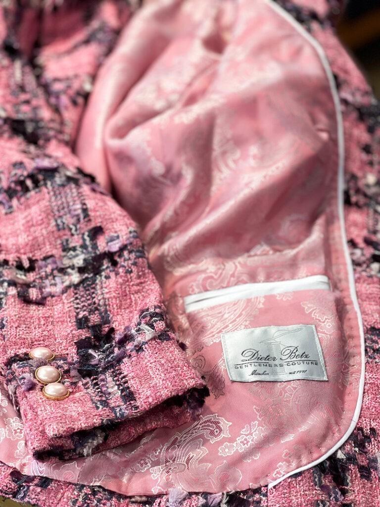 Damen Jacke pink